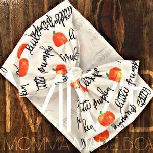 Other - Pumpkin bows